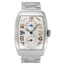 Dubey & Schaldenbrand Steel 33mm Automatic 263 pre-owned