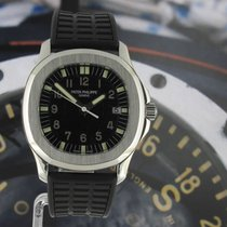 Patek Philippe 5064A-001 Steel 2007 Aquanaut 35mm pre-owned