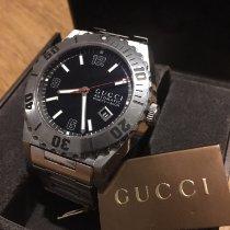 Gucci Acier 44mm Remontage automatique YA115209 occasion France, Versailles
