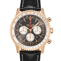 Breitling Navitimer 01 (46 MM) Red gold 46mm Grey No numerals