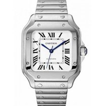 Cartier Santos (submodel) WSSA0010 2019 new