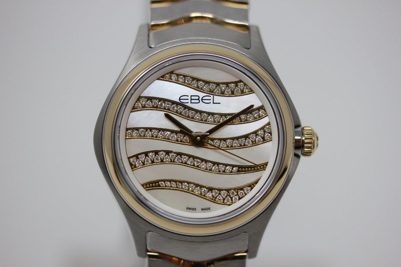 0efbf5d3681 Ebel Wave   Chrono24.co.uk