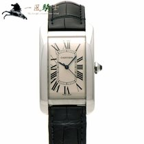 Cartier Tank Américaine Steel 45.1mm Silver United States of America, California, Los Angeles