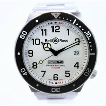 Bell & Ross Steel 39.6mm Quartz pre-owned