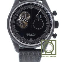 Zenith Ceramic Automatic Black 45mm new El Primero Chronomaster