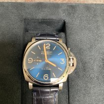 Panerai Luminor Due Titanium 45mm Blue Arabic numerals United Kingdom, London