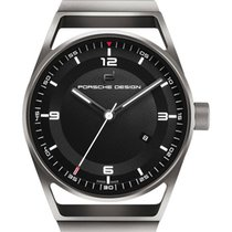 Porsche Design 1919 Titanium 42mm Black
