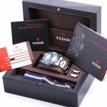 Tudor Steel 42mm Automatic Heritage (submodel) pre-owned