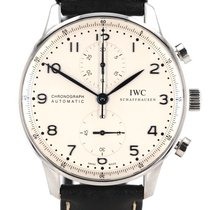 IWC Portuguese Chronograph IW371446 2000 pre-owned