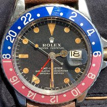 Rolex 1675 Steel 1972 GMT-Master 40mm pre-owned United States of America, Massachusetts, Boston