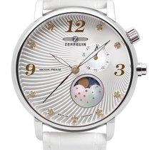 Zeppelin Ženski sat 36.2mm Kvarc nov Sat s originalnom kutijom i originalnom dokumentacijom