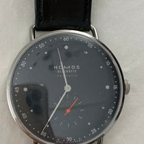 NOMOS Metro Neomatik Steel 38.5mm Blue No numerals United States of America, New York, NEW YORK