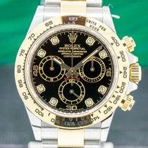 Rolex Daytona 40mm Black Arabic numerals United States of America, Massachusetts, Boston