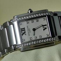 Patek Philippe Staal 25mm Quartz 4910/10A-010 tweedehands