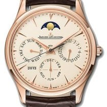Jaeger-LeCoultre Master Ultra Thin Perpetual Pозовое золото 39mm Белый Без цифр Россия, Moscow