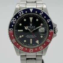 Rolex GMT-Master 1675 1977 pre-owned