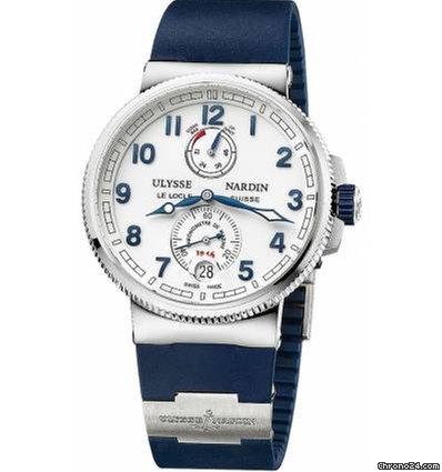 Ulysse Nardin Marine Chronometer Manufacture 1183-126-3/60 2021 new