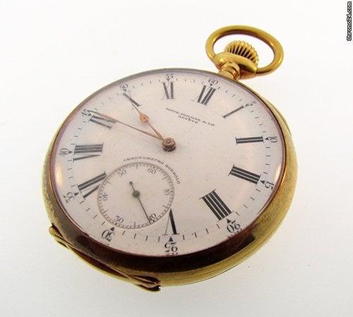 55610e22d58 Comprar relógios de bolso baratos na Chrono24