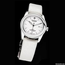 Tudor Glamour Date Ceramic 31mm White No numerals