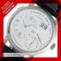 A. Lange & Söhne Lange 1 Weißgold 101.039