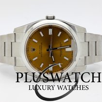Rolex Oyster Perpetual 116000 36MM  WHITE GRAPE