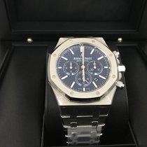 Audemars Piguet Royal Oak Chronograph Blue Boutique Edition
