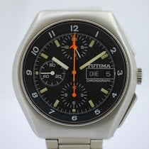 Tutima Military Chronograph ref 760 Lemania Fliegerchrono