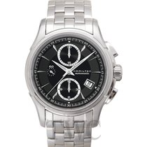 Hamilton Jazzmaster Auto Chrono new Automatic Watch with original box and original papers H32616133