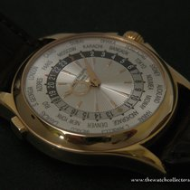 Patek Philippe : Rare Out Of Production Worldtimer Rose Gold...