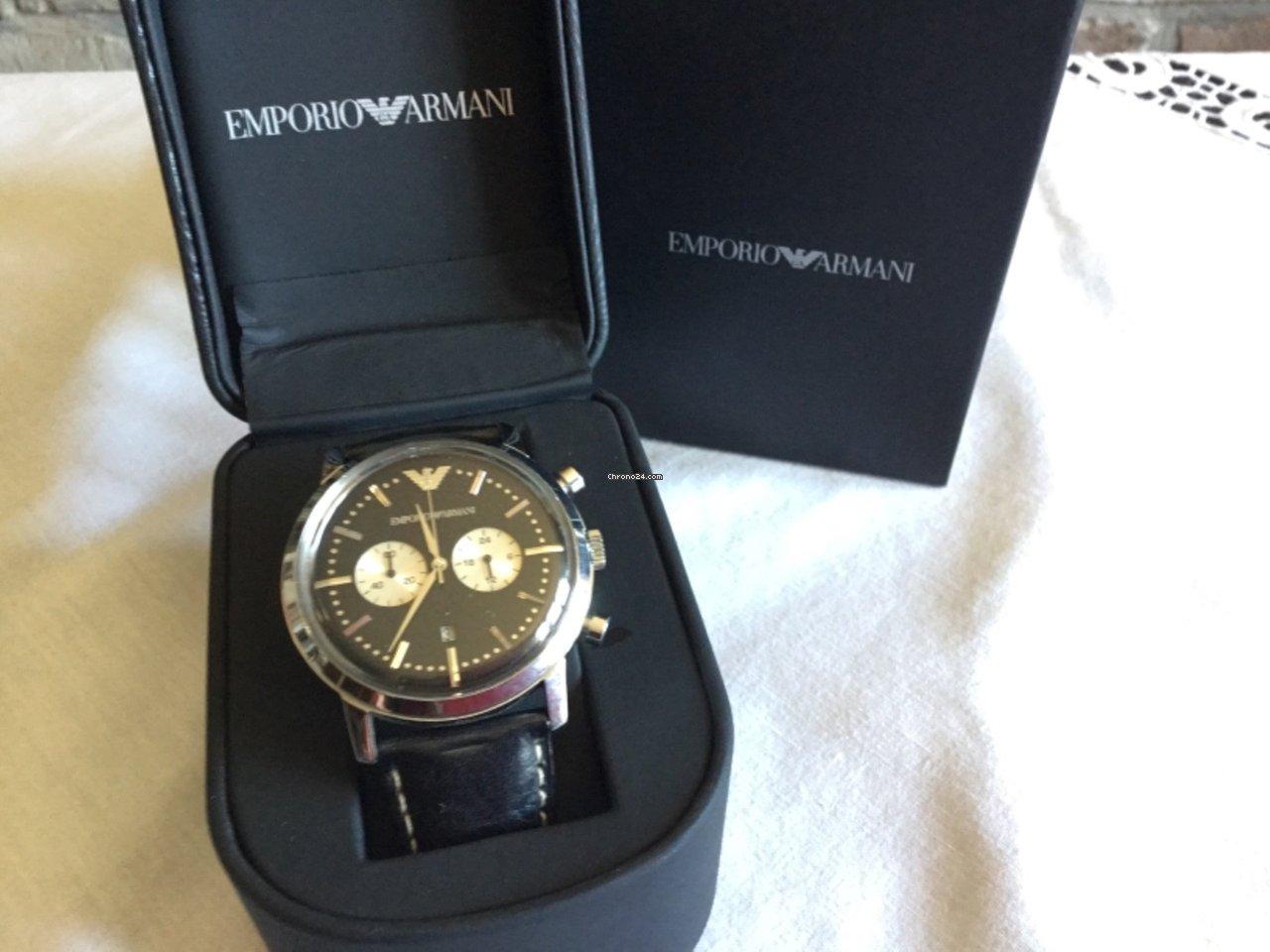 47f52d9b295 Comprar relógios Armani