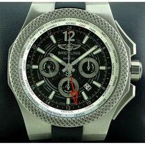 Breitling Bentley GMT EB0432 2014 pre-owned