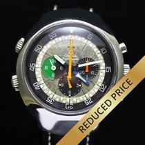 Omega Flightmaster Tropical Dial INCL Omega Bracelet 145.013