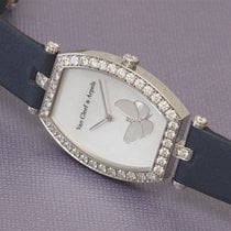 Van Cleef & Arpels Or blanc 26mm Quartz HH17987 occasion