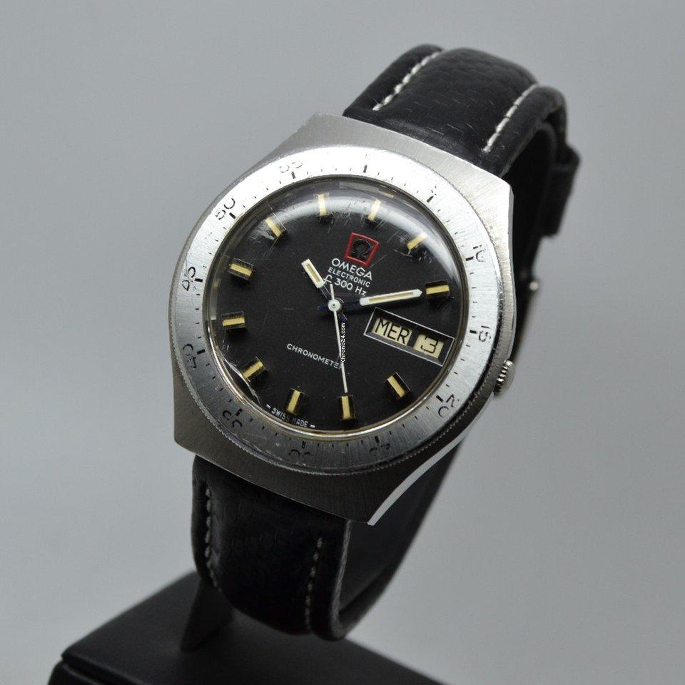 Μεταχειρισμένα ρολόγια Omega Seamaster  78f80566657