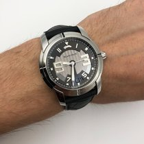 Blancpain Steel Automatic Grey Arabic numerals 43mm pre-owned L-Evolution