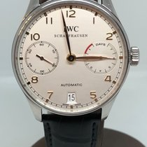 IWC Portuguese Automatic 7 days Box papers HOT Price