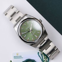 Rolex Oyster Perpetual 34 NEW Ref. 114200