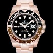 Rolex GMT-Master II Rose gold United States of America, California, San Mateo