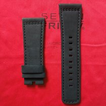 Sevenfriday STRAP BLACK, 7F LOGO, BLACK STITCHING