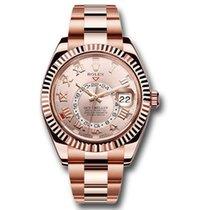 Rolex Růžové zlato 42mm Automatika 326935 su nové