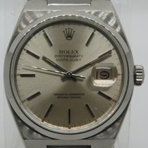 Rolex Datejust Oysterquartz 17000 Stainless Steel On Bracelet...
