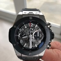 Hublot Big Bang Unico pre-owned 45mm Titanium