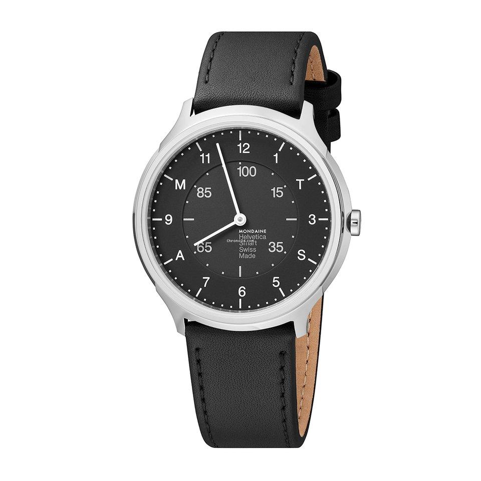8b9a6a46e6cb Relojes Mondaine - Precios de todos los relojes Mondaine en Chrono24