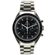 Omega Speedmaster Professional Moonwatch używany 42mm Stal