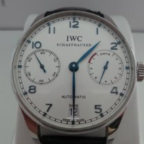 IWC Portuguese Automatic pre-owned Steel