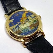 Ulysse Nardin San Marco Cloisonné Pозовое золото 37mm