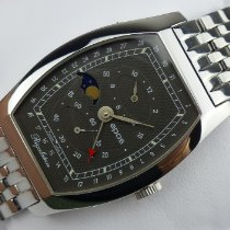 Epos Steel 33mm Manual winding 3363 pre-owned