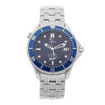 Omega Seamaster Diver 300 M Steel 41.5mm Blue No numerals United States of America, Pennsylvania, Bala Cynwyd