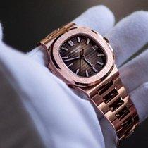 Patek Philippe Nautilus 5711/1R-001 Rose Gold 2018 новые