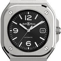 Bell & Ross BR 05 Steel Black United States of America, New York, Brooklyn